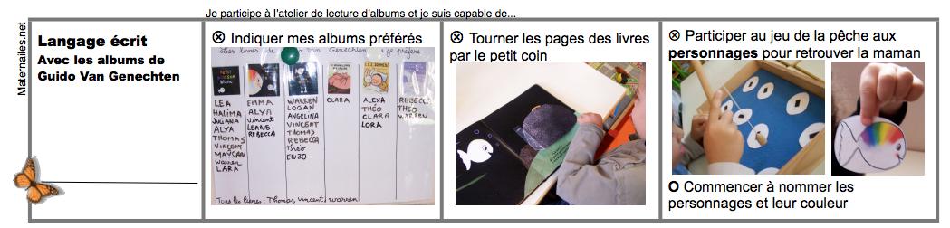 Petit poisson blanc par christine brevets en maternailes - Poisson en maternelle ...