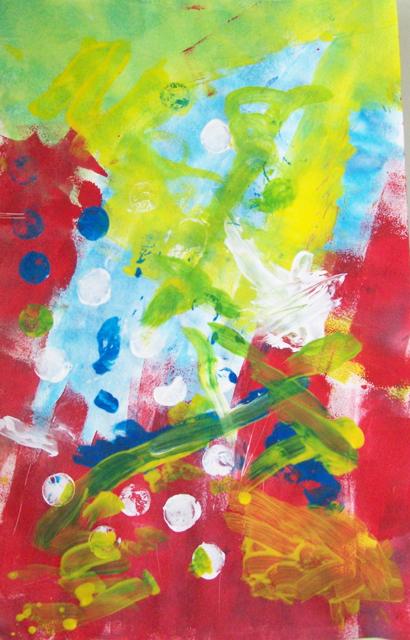 Toutes les photos consigne ouverte en art plastique le for Art plastique peinture