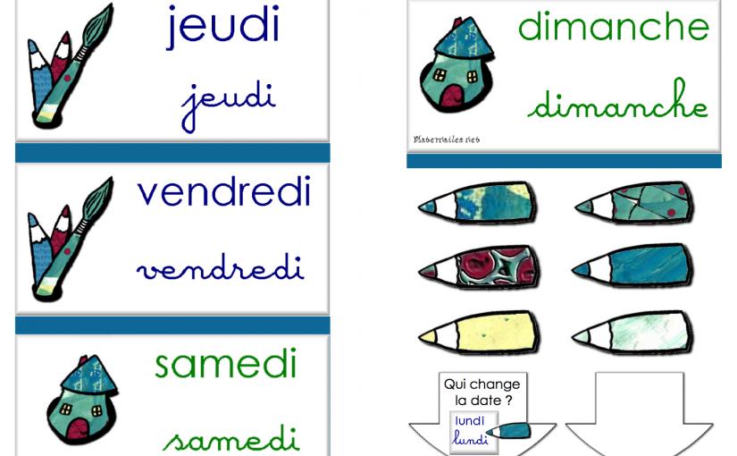 Affichages et outils pour la classe