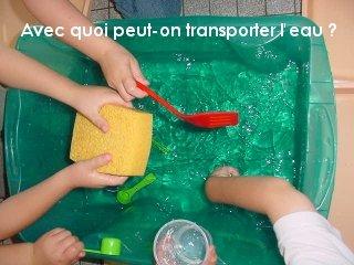 Les poissons en maternelle pss ms gs - Le petit poisson rouge maternelle ...